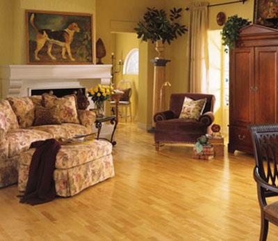 公寓竹地板案例(二)