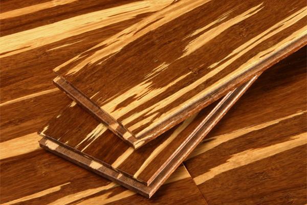 虎纹竹地板