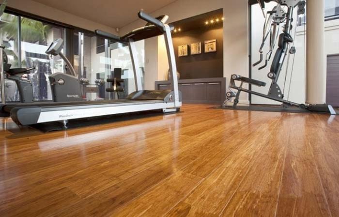 健身室地板