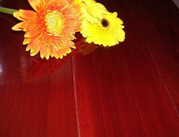 富贵红竹地板